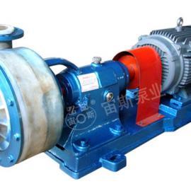 UHB-UF系列耐腐耐磨全塑排污泵