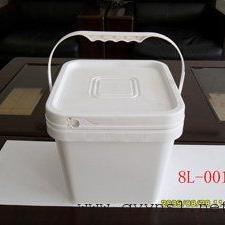 一诺8升方形塑料桶质量好价格低