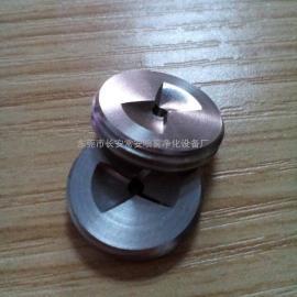 不锈钢通用金属扇形喷片喷嘴 CACO品牌可定制