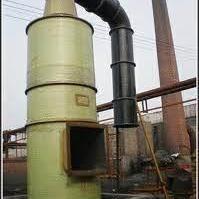 玻璃钢窑炉脱硫除尘器*厂家