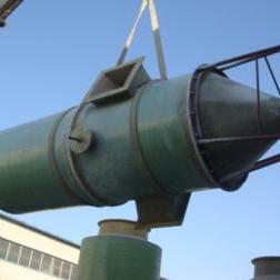 天津大型玻璃钢脱硫塔|脱硫除尘塔厂家