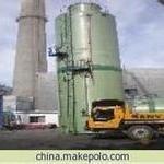 砖窑湿式脱硫塔/锅炉烟气脱硫除尘器/球团竖炉脱硫塔环保认证