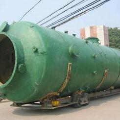 20吨不锈钢喷淋脱硫塔