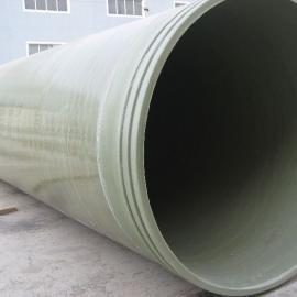 批发零售玻璃钢管道厂家/防腐地埋管道规格型号
