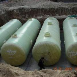 玻璃钢隔油池-化粪池