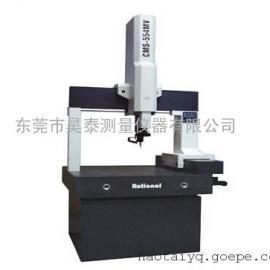 手动复合式三坐标测量机,万濠三坐标测量机CMS-554MV