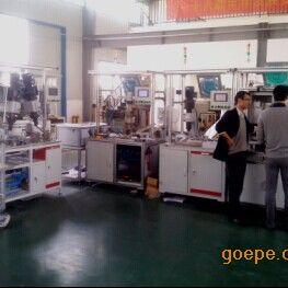 汽车微电机 继电器试验台