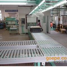厂家直供无动力�L筒线/�L筒输送机/不锈钢�L筒线