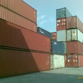上海联众40英尺二手集装箱出售