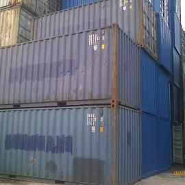 上海联众20英尺二手集装箱出售