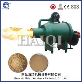 海琦机械专业制造生物质木粉燃烧机 大吨位粉体燃烧器