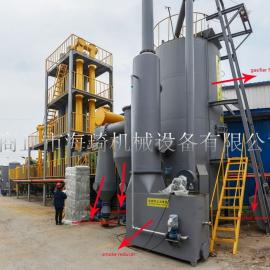 生物质气化发电 垃圾热解气化发电系统