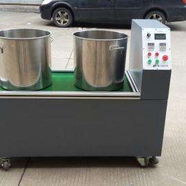 厂家直销高效率铝压铸件磁力抛光机/自动去毛刺机