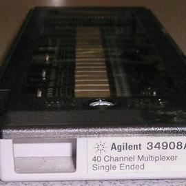 安捷伦34907A数据采集卡