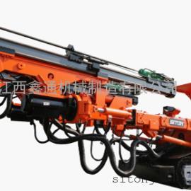 江西鑫通机械CMJ2-18煤矿用全液压凿岩钻车