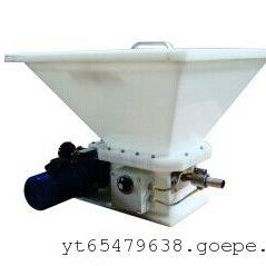 生产全自动高分子泡药机干粉投加机粉料投加装置污水处理设备