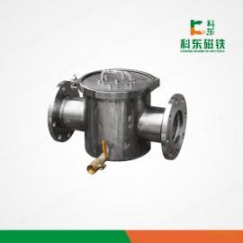 供应热销管道除铁器159-7管,浆料除铁器,磁力管道除铁器