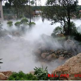 人工造雾设备,人造雾设备,景观造雾设备,园林造雾设备