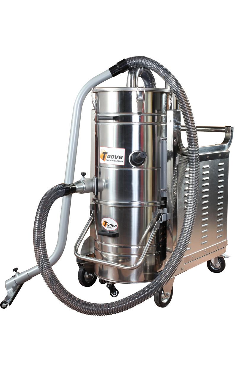 吸金属碎屑工业吸尘器 拓威克工业吸尘器TK310VAC