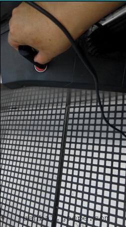国产高端电梯人行道综合性能分析仪