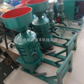 立式砂辊碾米机,小型立式碾米机