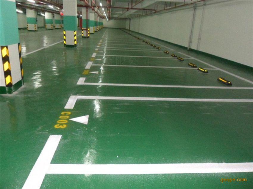 长沙车位划线标准 车位划线尺寸 地下车库车位划线-深圳市红捷科技有限公司