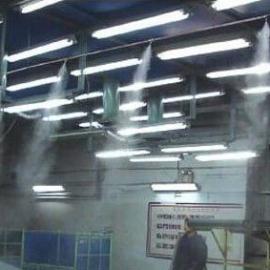 喷雾加湿,纺织厂加湿,纺纱厂加湿,印刷厂加湿,工厂人造雾加湿