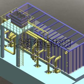上海拉谷 LZHS50-500A组合重力滤池