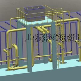 上海拉谷 LZHS50-500B得利满砂滤装置