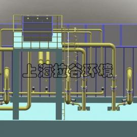 上海拉谷 LZHS100-400�M合重力砂�V�b置