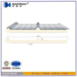 【聚氨酯彩钢夹芯板厂家】聚氨酯彩钢夹芯板厂家 规格