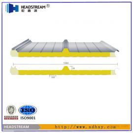 聚氨酯彩钢夹芯板 聚氨酯彩钢夹芯板价格 聚氨酯彩钢夹芯板厂家