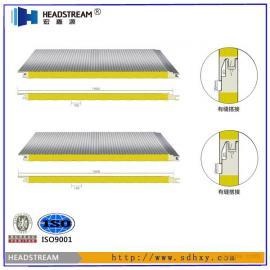 供应聚氨酯墙面板 聚氨酯夹芯板 聚氨酯复合板