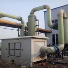 30万风量活性炭吸收塔技术方案