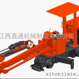 DR1-14轨轮式液压掘进钻车