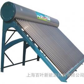 上海百业紫金管太阳能热水器