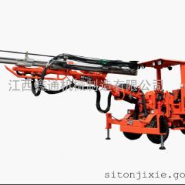 DW1-24轮胎式单臂凿岩钻车
