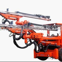 DW2-45轮胎式双臂全液压凿岩钻车