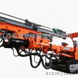 DT(C)2-35履带式双动力液压凿岩台车