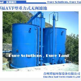 重力式无阀滤池,卓越品质,稳定可靠,山东地区,青州谭福环保