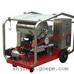 水泥厂去结皮专用回转窑清堵预热器清堵高压水枪