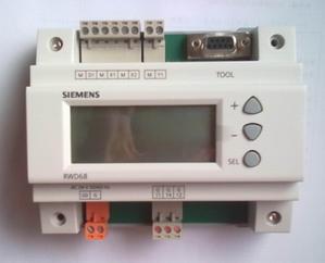 西门子RWD68温度控制器天津西门子温控器