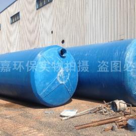 25立方玻璃钢沼气池化粪池,选威嘉环保 省钱省事