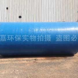 20立方地埋式玻璃钢化粪池,威嘉环保 优质品牌