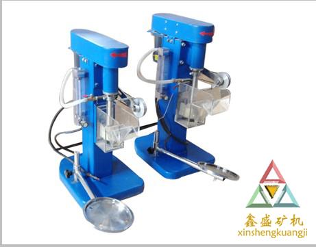 供应实验室XFD单槽浮选机、变频温控浮选机、实验室浮选机