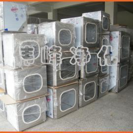 不锈钢传递窗外800*500*510不锈钢传递柜