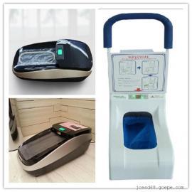 实验室专用智能鞋底覆膜机|智能鞋膜机