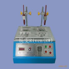 耐摩擦试验机|酒精耐磨|手机钢丝绒耐磨试验机