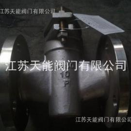 不锈钢二通旋塞阀X43W-10P