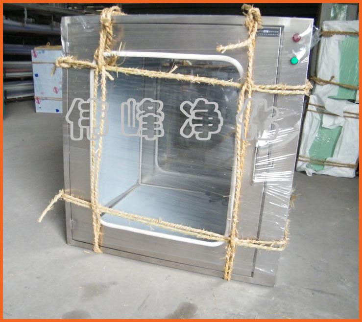 嵌入式不锈钢传递窗外570*700*690